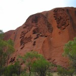 Walks At Uluru