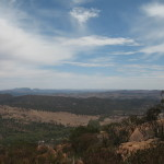 Wilpena Pound from Mount Ohlssen Bagge, Flinders Ranges, SA