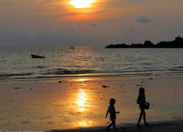 Koh Chang Beaches, Klong Prao